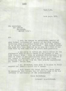 Letter-by-General-Birdwood-