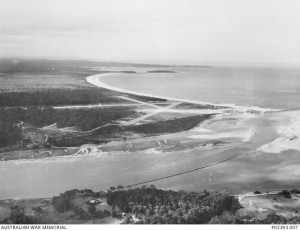 No 11 Operational Base Unit RAAF (Moruya aerodrome) circa 1943 AWM photograph P02393.007