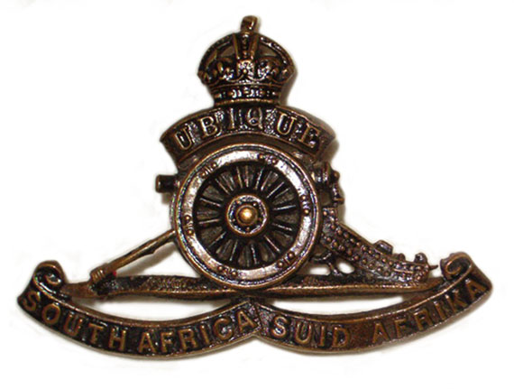 Missing Medals of a South African Artilleryman ...
